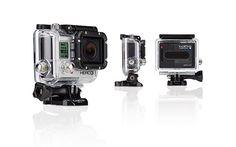 GoPro Hero3 - A 4k camera for under 400 bucks?  Yep!