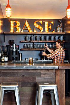 Basement Bar Ideas On A Budget Man Cave Wall Colors