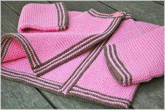 Ravelry: Garter Stitch Cardigan pattern by Brandy Fortune