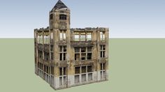 Dasaad Musin Building - 3D Warehouse