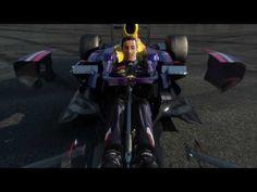 レッドブル:2014年 F1レギュレーション解説 - YouTube