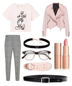 """Untitled #34"" by frid1445 on Polyvore featuring Lauren Ralph Lauren, Alexander Wang, adidas and Astrid & Miyu"