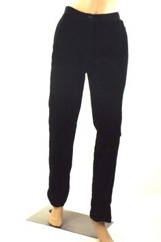 True Religion Mens Joey Big T Black Corduroy Jeans Sz 32-33 / c in ...