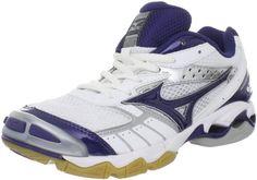 6caa420c9cd2 ==>DiscountMizuno Women's Wave Bolt Volleyball Shoe,White/Navy/Silver