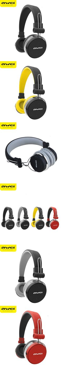 Original AWEI A700BL Bluetooth Headphones Headset Wireless Headphone Microphone Headset Sports Control App For iOS Android