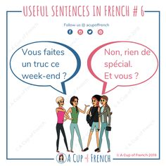 Learn French the Easy Way Learn French Beginner, Learn French Online, Learn French Fast, French For Beginners, How To Speak French, French Sentences, French Phrases, French Quotes, French Language Lessons