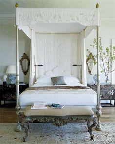 Michael Smith Interior Design - Linden Blue Blog
