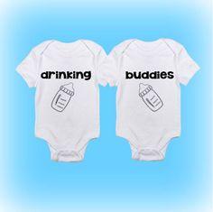 74a381509a11 Funny Onesies Cute Onesies Twin Onesies by ShowerTimeBabyWear (scheduled  via http://www