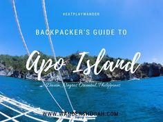 #EatPlayWander: Apo Island, Dauin, Negros Oriental Guide