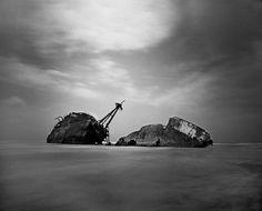 I have a weird interest in ship wrecks.