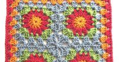 hekel idees, hekel patrone, afrikaans hekel, hekel, crochet, crochet patterns, crochet in afrikaans, crochet inspiration,   hekel inspirasie Afrikaans, Crochet Patterns, Blanket, Squares, Blankets, Crochet Granny, Carpet, Crochet Stitches, Afrikaans Language