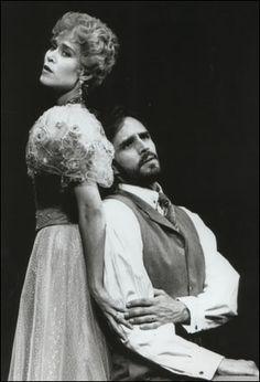 Rebecca Luker And Howard McGillin