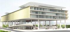 Eşdeğer Mansiyon (2) - İzmir Konak Belediyesi Hizmet Binası ve Yakın Çevresinin Düzenlenmesi Mimari Proje Yarışması - kolokyum.com