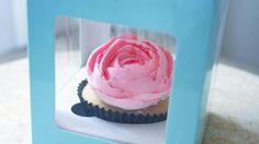 Ranunculus Cupcake