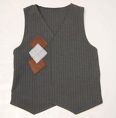 """Vest"" of friends (the boy vest) - Shwin and Shwin"