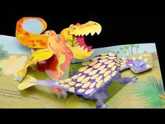 Dinosaur and Princess Pop-up Books by Matthew Reinhart