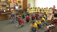 Krátký sestřih z besídky ke dni matek. Info o Škole - http:& Spring Activities, Activities For Kids, Yoga For Kids, Games For Kids, Kid Games, Zumba, Teaching, School, Film