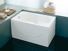 Baignoire sabot en acrylique - http://www.baignoire-sabot.com/matieres-de-baignoire-sabot/baignoire-sabot-en-acrylique/