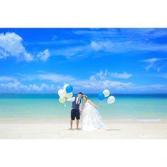 STUDIO SUNS  Photographer : 丸尾吉輝(Yoshiki Maruo) Hair&Makeup : 岸本美奈(Mina Kishimoto)  #沖縄 #okinawa #おきなわ #結婚写真 #結婚式 #結婚式準備 #プレ花嫁 #ウェディングフォト #ブライダルフォト #前撮り #ウェディング #ブライダル #ロケーションフォト #カメラマン #ヘアメイク #撮影 #ポートレート #キャノン #weddingphotographer #weddingphotography #japanfocus #canon #jp_views2nd #team_jp_ #ビーチ  #igmasters #instagramjapan #北谷 #バルーン #小物