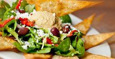 Spaghetti al Forno Dinner salad | antipasti insalata zuppa pasta pasta al forno jim s pizzeria pollo e ...