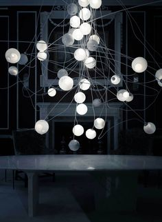 BOCCI Lighting x Mallett at Ely House // London Design Festival 2014 | Yellowtrace