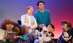 STOP EVERYTHING. Julie Andrews joins Muppets makers for Netflix kids' show