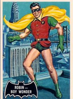 Robin - Boy Wonder