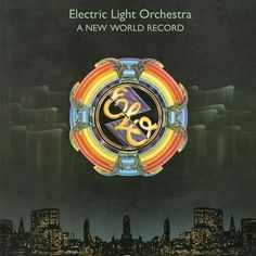 Electric Light Orchestra - A New World Record on Numbered Limited Edition Clear 180g LP