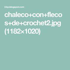 chaleco+con+flecos+de+crochet2.jpg (1182×1020)