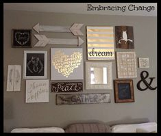 My Home Makeover - Embracing Change