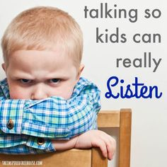 "I Stopped Saying ""No,"" ""Don't,"" and ""Stop,"" and It Worked! A pediatric OT shares ideas for talking to kids to they can really listen."