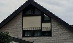#Vorbaurollladen für #Giebelfenster #Vorbaurolladen #Minirolladen #warema #Bielefeld