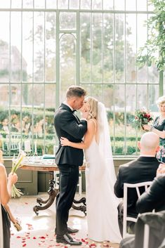 We Can't Help But Love this Romantic Wedding in Ireland Wedding Vendors, Wedding Events, Wedding Ceremony, Simple Weddings, Romantic Weddings, Outdoor Weddings, Wedding Attire, Wedding Gowns, Romantic Destinations