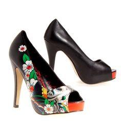 Amazon.com: Iron Fist Womens All Hope Abandoned - Dress Heel/wedge Heels Shoes: Shoes