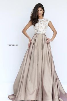 Sherri Hill #50843 #Prom #Pageant