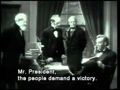 ▶ ABRAHAM LINCOLN (1930) - Full Movie - Captioned - YouTube