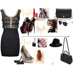 How To Wear Black lace Outfit Idea 2017 - Fashion Trends Ready To Wear For Plus Size, Curvy Women Over 20, 30, 40, 50