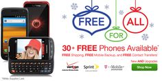 Free Cell Phones with New Cell Phone Plans - Shop Deals from Wireless Carriers - Wirefly.com