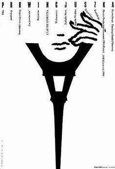The Girl from Lorraine Prowincjuszka Wasilewski Mieczyslaw Polish Poster. Polish Movie Posters, Film Posters, Warsaw Poland, Vintage Movies, Lorraine, Book Illustration, Film Movie, Gallery, Black And White