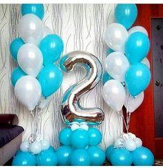 Цифры и звезды фольга Birthday Bunting, Shop Windows, Drawings, Gabriel, Party, Kids, Globe Decor, Pictures, Santiago