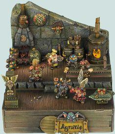 dwarf tavern
