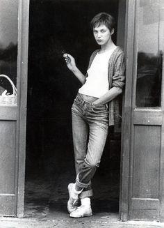 Je t'aime moi non plus. Jane Birkin