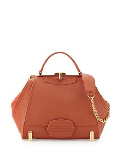 Z SPOKE BY ZAC POSEN Daphne Tote Handle Doctor Bag
