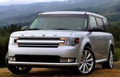 2015 Ford Flex Concept and Review