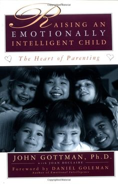 An excellent book about helping our children (and us) understand emotions and what to do with them.