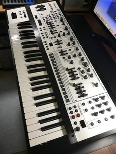 11 Best Roland JX-10 (Super JX) synthesizer + PG800 controller
