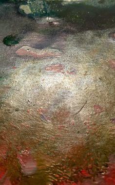 Diane Ben - Carnet de matières - peinture et autres techniques