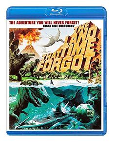 The Land That Time Forgot - Blu-Ray (Kino Region A) Release Date: June 14, 2015 (Amazom U.S.)