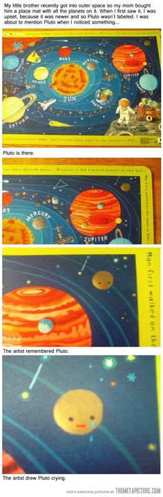 Pluto support board is up! Ask to join for the unity of the solar  system. PLUTO FOREVER