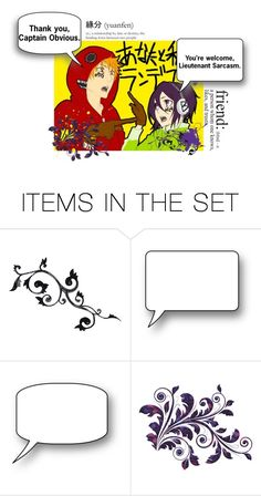 """""""Read the Description For Some Cool News!"""" by mugetsu ❤ liked on Polyvore featuring art"""